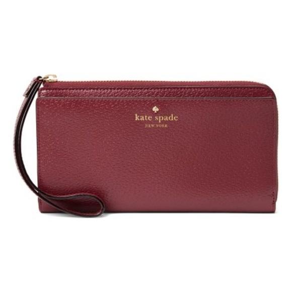 kate spade Handbags - NWT Kate Spade Grand Street Layton Wallet Wristlet